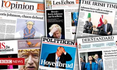 Supreme Court: Boris Johnson's 'humiliation' over ruling