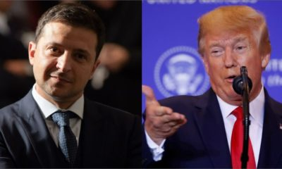 Trump-Ukraine: Texts show envoy's alarm over plans