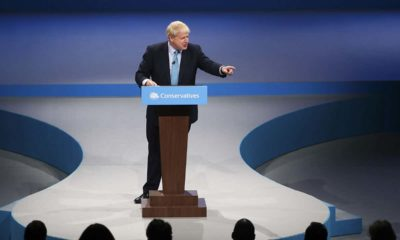 Boris Johnson jokes about UK being 'on the verge' of nuclear fusion