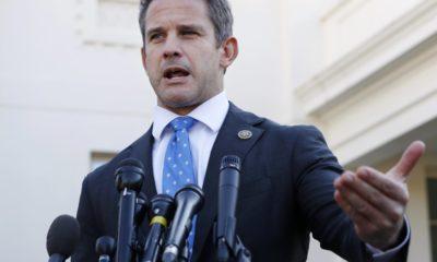GOP Congressman Calls President Trump's Tweets About Impeachment and Civil War 'Beyond Repugnant'