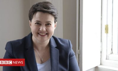 Ex-Scottish Tory leader Ruth Davidson joins PR firm as special adviser