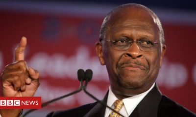 Herman Cain, Republican ex-presidential candidate, dies after Covid fight