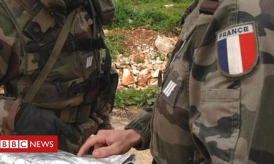French spying: Senior army officer investigated