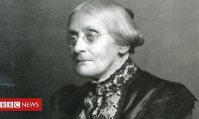 Trump to pardon women's voting pioneer Susan B Anthony