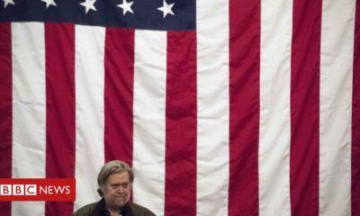 Steve Bannon: The Trump-whisperer's rapid fall from grace