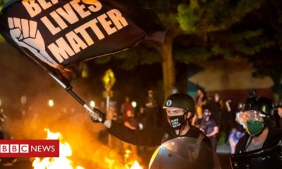 White House names three 'anarchist US cities' to lose funds