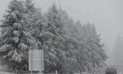 Switzerland, Austria and Germany Surprised With Early Snowfall
