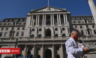 Negative interest rates: Bank of England policymaker defends plan