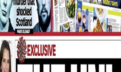 Scotland's papers: Students make 'great escape' and virus 'accelerating'