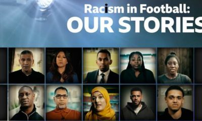 Racism in football: Our stories
