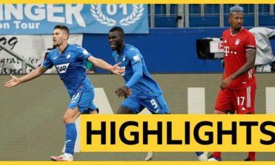 Bundesliga highlights: Hoffenheim thrash Bayern Munich 4-1 to end long unbeaten run