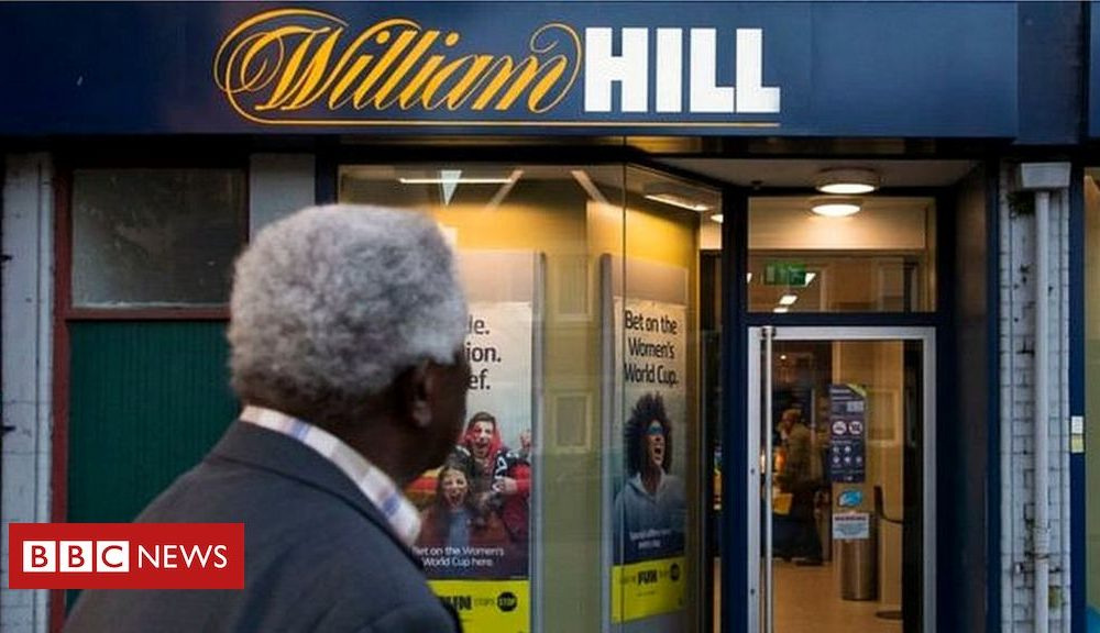 William Hill: Caesars Palace-owner in 'advanced' talks over £2.9bn offer