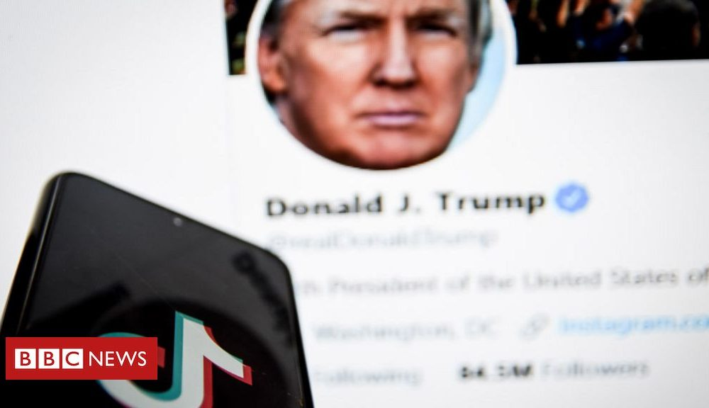 TikTok sale deadline won't be extended, says Trump