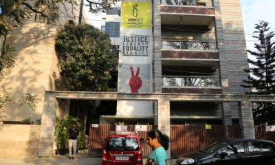 Amnesty International Halts India Operations Citing Government Reprisals