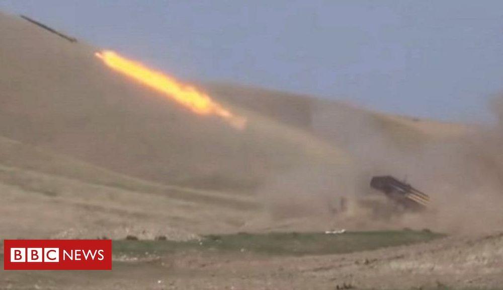 Armenia-Azerbaijan conflict: Casualties mount in Nagorno-Karabakh