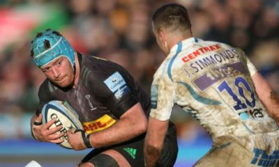 Premiership 2020-21: Harlequins host Exeter Chiefs on opening night