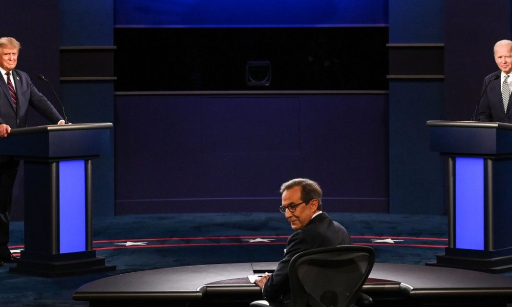 The First 2020 Presidential Debate Was Nasty, Brutish and Long